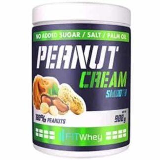 crema di arachidi naturale ricca di energia e proteine nobili