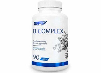 b-complex plus integratore a base di vitamine del gruppo b arricchite di antiossidanti, utile come energetico