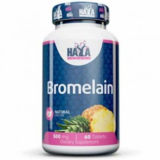 bromelina 500mg integratore antinfiammatorio e enzima digestivo