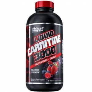 carnitina liquida carnipure 3000 integratore di carnitina tartrato a rapido rilascio ottimo dimagrante ed energetico