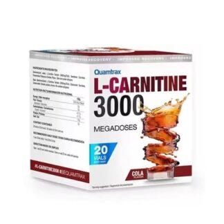 l-carnitine 3000 liquid integratore di carnitina liquida ottima come energetico e dimagrante