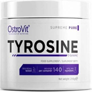 tyrosine pure powder integratore in polvere di tirosina, dimagrante metabolico e di aiuto cognitivo
