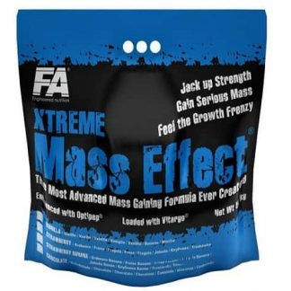xtreme mass effect è un mass gainer che fornisce al tuo corpo tutto il necessario per il recupero