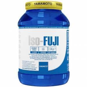 iso fuji low sugar proteina isolata a flusso incorciato povera di grassi e zuccheri, veloce rilascio ematico, eccezionale post workout