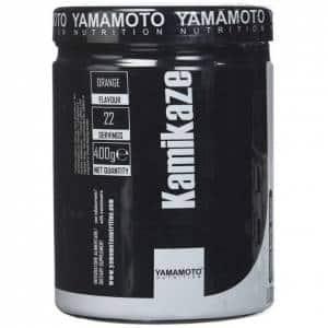 kamikaze pre workout formula intensificatrice a base di nutrienti naturali, ideale per massa e definizione