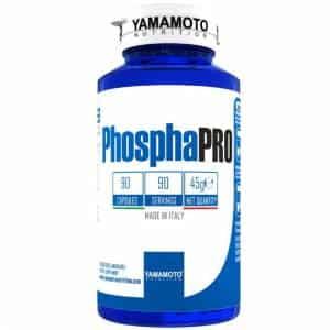 phosphapro 100mg fosfatidilserina contro la presenza del cortisolo che demolisce la massa muscolare magra