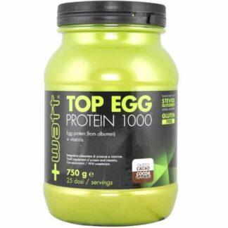 top egg protein integrator proteico di albume uovo ottimo post allenamento
