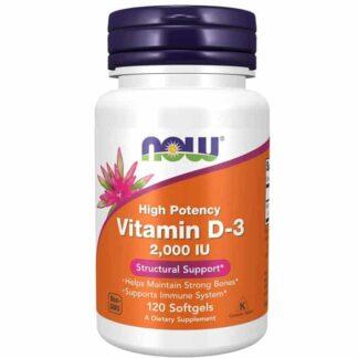 vitamin d-3 2000iu integratore di colecalciferolo immunostimolante e rinvigorente, ottimo anche per le ossa