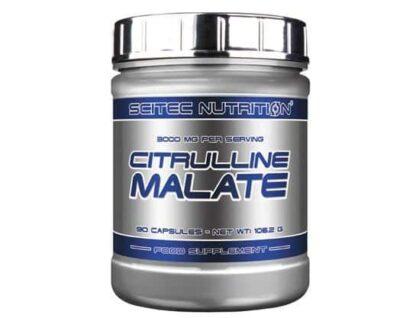citrullina dl-malato integratore per stimolare ossido nitrico e gh, ottimo come supporto sportivo e per la libido