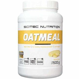 oatmeal low sugar è avena in farina e fiocchi ricca di energia e proteine ottima per colazione