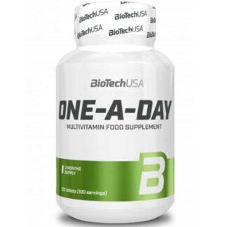 one a day multivitamin integratore di vitamine e minerali ad alto dosaggio, ottimo per il benessere e la prestanza fisica sportiva