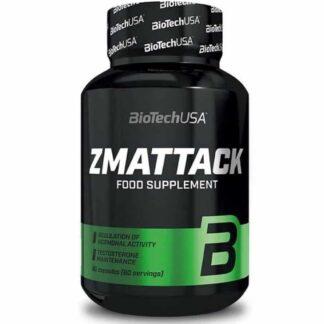 zma attack testo optimizer integratore anabolizzante naturale utile come aiuto per la massa e per la libido