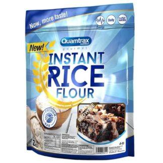 farina di riso istantanea ottima per fornire energia e come base per pancakes deliziosi e nutrienti
