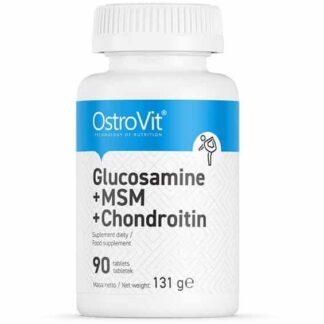 glucosamina msm condroitina integratore per il benessere delle articolazioni utile come salutistico e di supporto sportivo