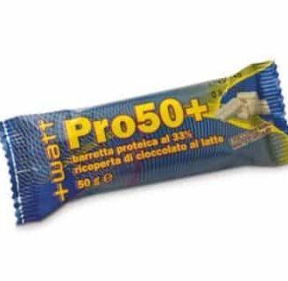 pro50+ barretta proteica deliziosa e nutriente ideale per spezzare la fame