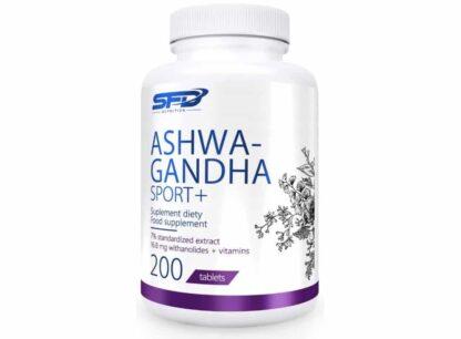 ashwagandha sport integratore adattogeno a base di ginseng indiano standardizzato in witanolidi, ottimo anche come immunostimolante