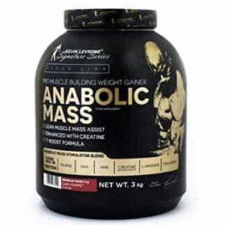anabolic mass miscela di nutrienti per apportare energia, supporto plastico ed azione anabolica, ottima post workout