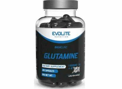 glutammina capsule integratore di l-glutammina pura per coadiuvare i risultati in palestra